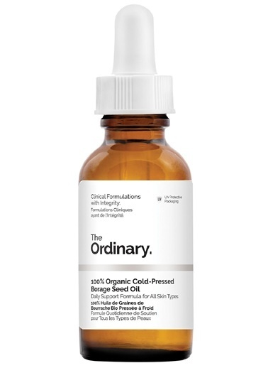 The Ordinary 100% Organic Cold-Pressed Borage Seed Oil 30ml Renksiz